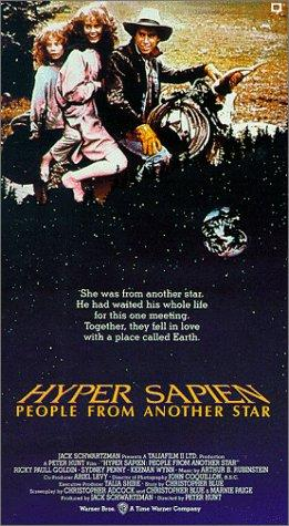 Hyper Sapien: People From Another Star